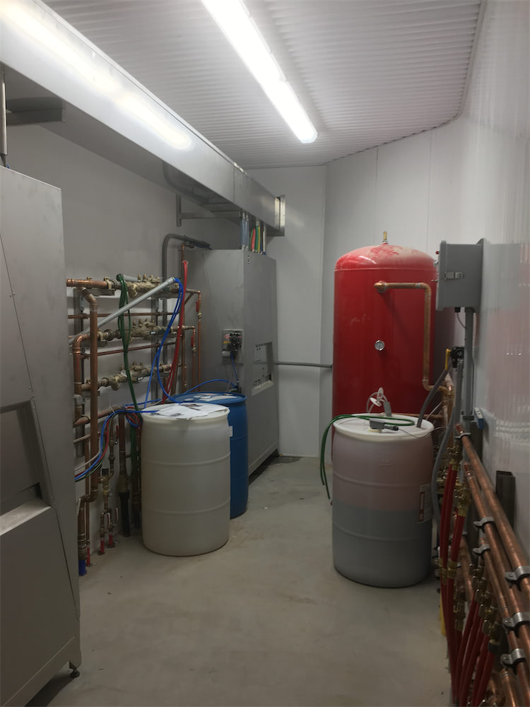ROBOT SUPPORT ROOM